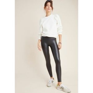Spanx • Faux Leather Leggings